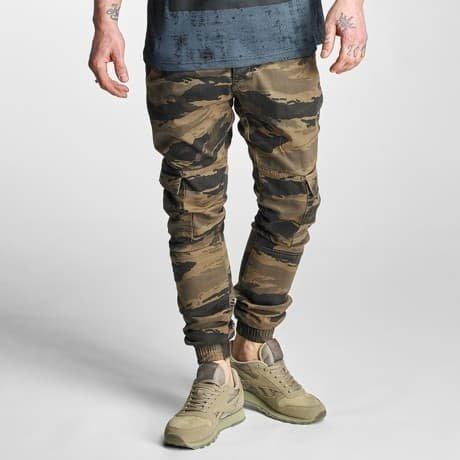 2Y Reisitaskuhousut Camouflage