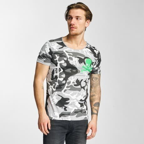 2Y T-paita Harmaa