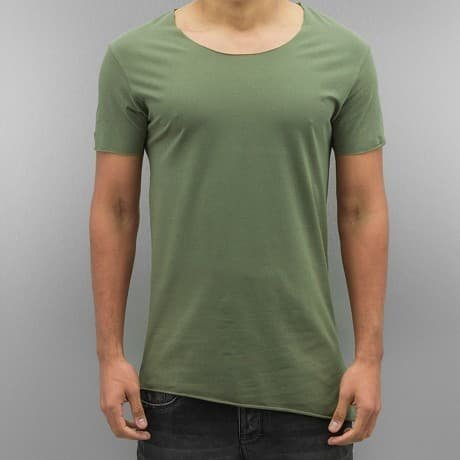 2Y T-paita Khakiruskea