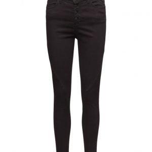 2nd One Lea 023 Black Jeans skinny farkut