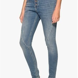 2nd One Lea Jeans Blue Ace