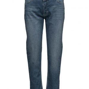 2nd One Malou 084 Crop Blue Heritage Jeans suorat farkut