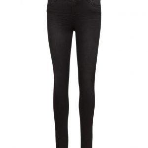 2nd One Nicole 004 Black Venice Jeans skinny farkut