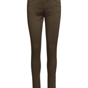 2nd One Nicole 006 Artillery Green Jeans skinny farkut