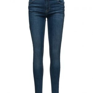 2nd One Nicole 015 Blue Past Jeans skinny farkut