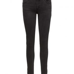 2nd One Nicole 086 Raw Grey Jeans skinny farkut