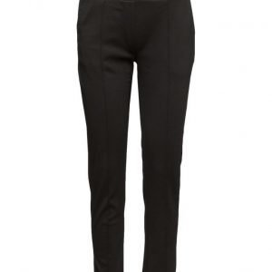 2nd One Rachel 088 Comfy Black Pants suorat housut