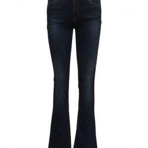 2nd One Uma 014 Blue Midnight Jeans (31) leveälahkeiset farkut