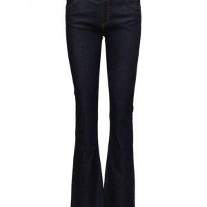 2nd One Uma 084 Dark Rinse Jeans (33) leveälahkeiset farkut