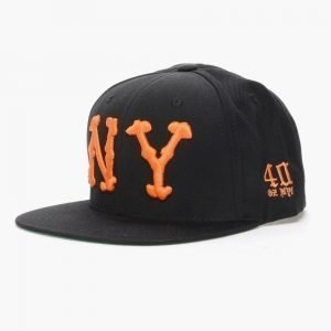 40oz NYC New york Bones Snapback