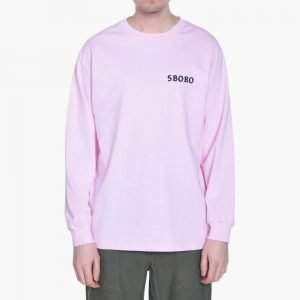 5BORO NYC Skull & Heel Long Sleeve Tee