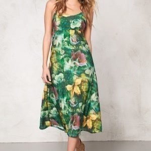 77thFLEA Americana dress Flower print