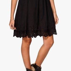 77thFLEA Antarktis skirt Black