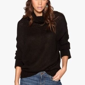 77thFLEA Bern sweater Black
