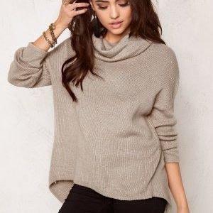 77thFLEA Ceylon sweater Beige
