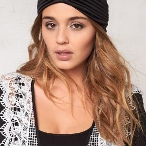 77thFLEA Charleston turban Black