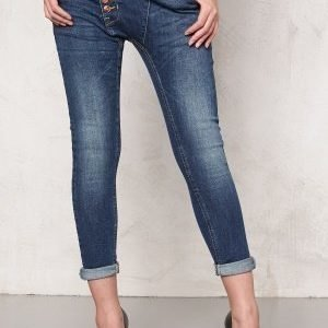 77thFLEA Deanne girlfriend jeans Medium blue