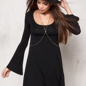 77thFLEA Graceville dress Black
