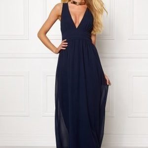 77thFLEA Hampton dress Dark blue