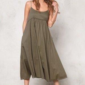 77thFLEA Istanbul dress Olive green