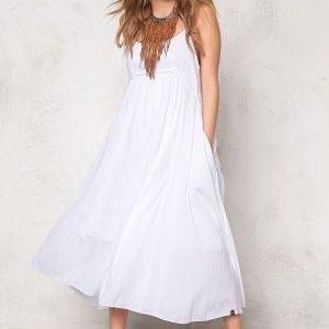 77thFLEA Istanbul dress White
