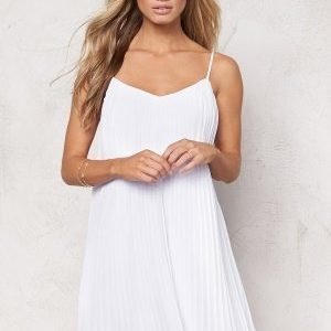 77thFLEA Lagos dress White