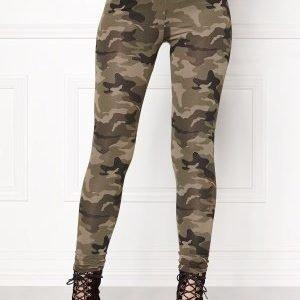 77thFLEA Leonore camo leggings Camouflage