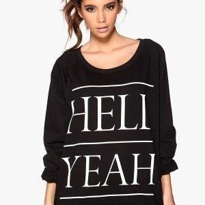 77thFLEA München sweater Black/Yeah