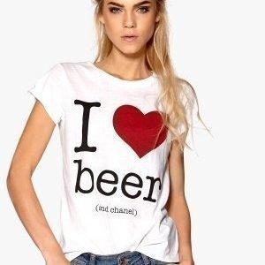 77thFLEA Malmo tee I love beer