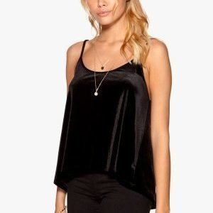 77thFLEA Malta top Black