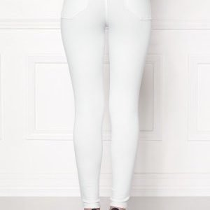 77thFLEA Miranda Push-up jeans White