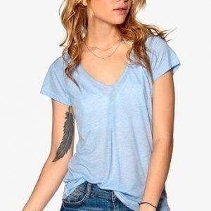 77thFLEA T-paita Lola Mel. sininen
