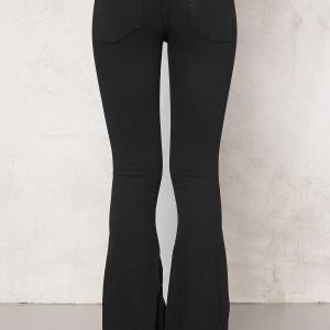 77thFLEA Tove Flared Superstretch Black