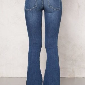 77thFLEA Tove Flared Superstretch Medium blue