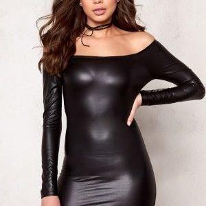77thFLEA Vienne dress Black