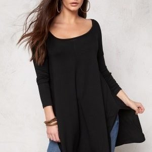 77thFLEA Wellington tunic Black