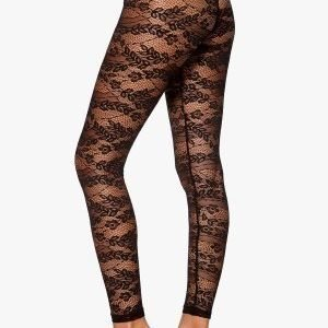 77thFLEA n.e.e.d.s Leonore lace leggings Black