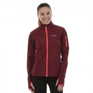 8848 Altitude Maud Softshell Jacket Treenitakki Lila / Roosa
