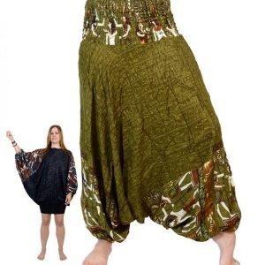 ABSOLUT4U NY 3 in 1 haremsbyxor jumpsuit kjol/blus