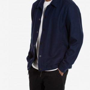 ADPT. Adptbaker Jacket M Takki Tummansininen