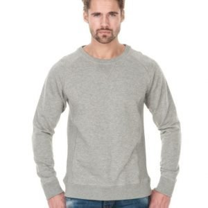 A.O CMS Crew-Neck Grey Mel. Sweat