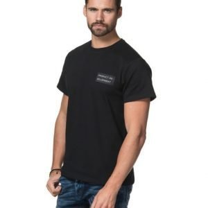 A.O CMS Interlock Tee MSM List Black