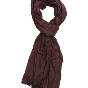 ATLAS DESIGN Scarves Solid Wine huivi