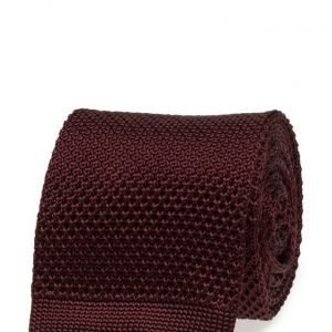 ATLAS DESIGN Tie Knitted Wine solmio