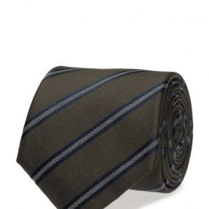 ATLAS DESIGN Tie Stripe Ala Herringbone solmio