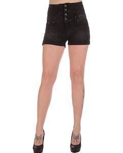 Abby High Waist Shorts