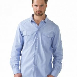 About Knowing Ed Christian Shirt Oxford Blue