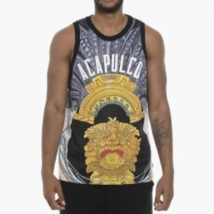 Acapulco Gold Amulet Basketball Jersey