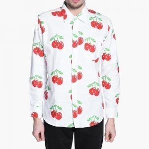 Acapulco Gold Cherry Oxford Button Down