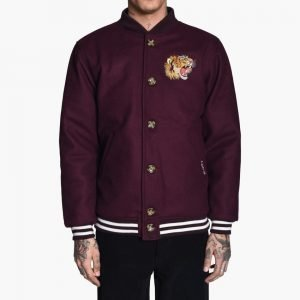 Acapulco Gold Flying Tiger Baseball Jacket